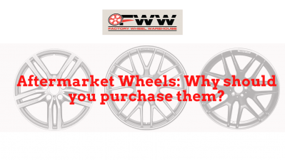 Aftermarket Wheels: Why should you purchase them?