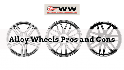 Alloy Wheels: Pros and Cons