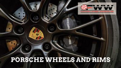 Porsche Wheels and Rims