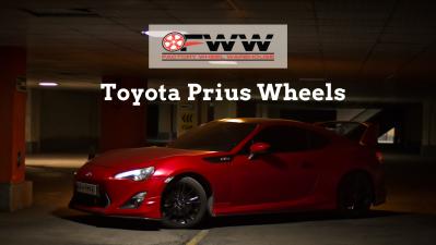 Toyota Prius Wheels and Rims